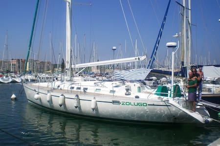 Sailboating holiday! - Gruissan - Barca