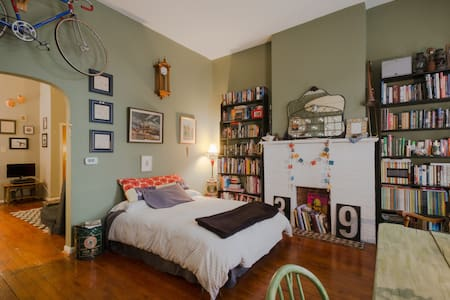 Charming 19th Century Bungalow - Newport - Casa