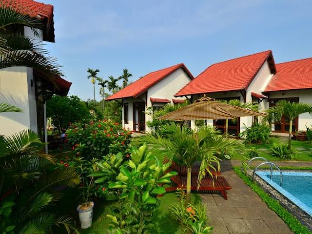 Wind Villa - Beautiful Homestay - tp. Hội An - Villa