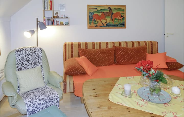 Beautiful home in Insel Poel OT Kirchdor with 1 Bedrooms