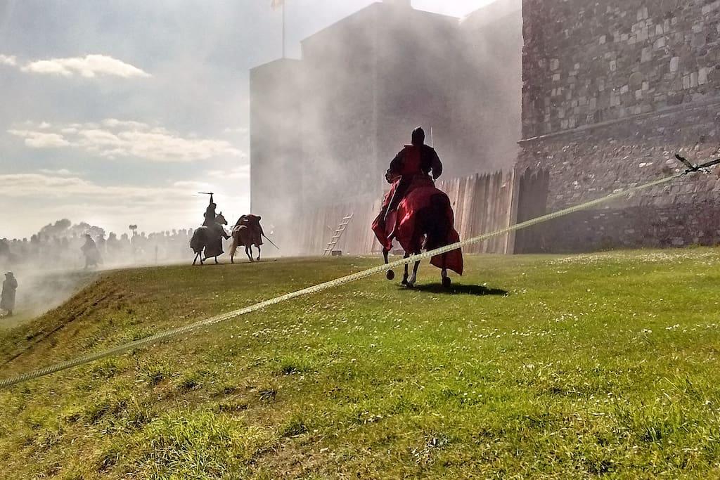 Castle Event