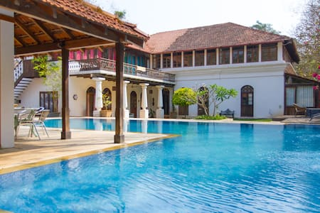 BirdSong,Moira Goa: Boutique Villa - North Goa