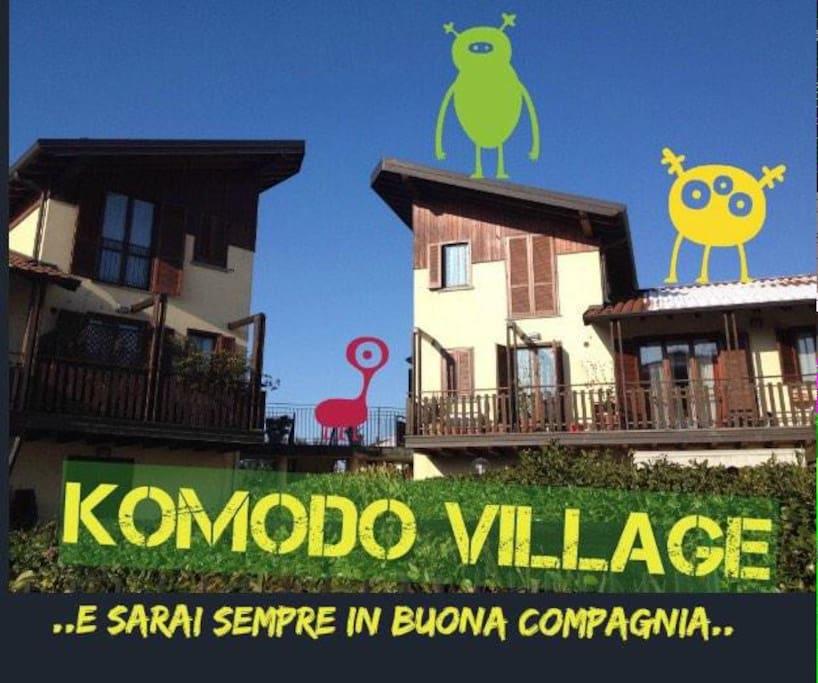 Komodo bnb bergamo bike 39 n breakfast chambres d 39 h tes for Salle de bain komodo