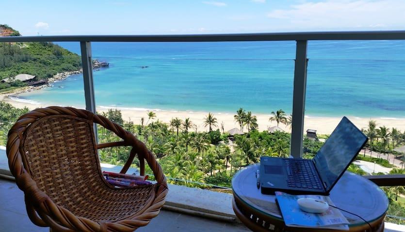三亚陵水香水湾一线海景度假公寓精选