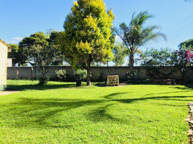 """Ruvimbo Gardens """"Blue"""""""