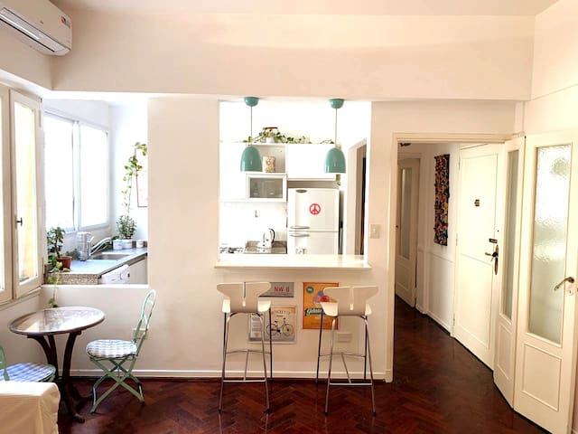 Beautiful apartment in Palermo SoHo. Best Location