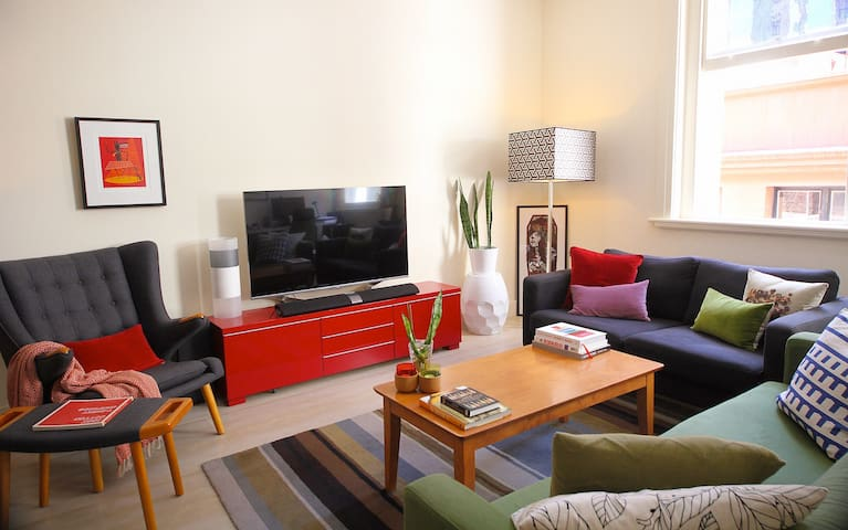 Neighbour to the Mall - Adelaide - Apartment