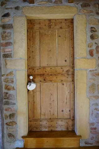 Chambre au coeur du Beaujolais - Ternand - Rumah