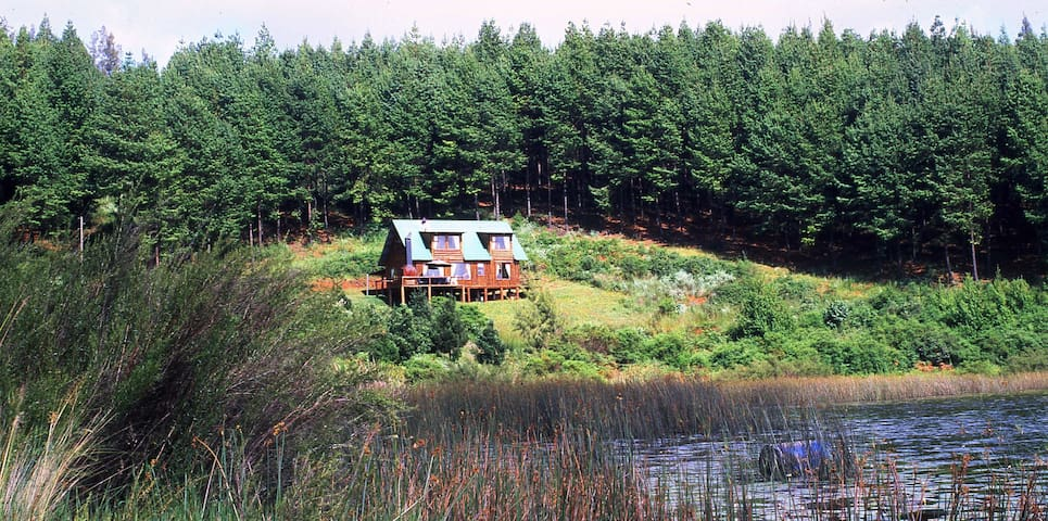 Double Storey Cabin at Stanford Lake Lodge