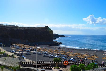 Ocean view villa with private pool - Callao Salvaje