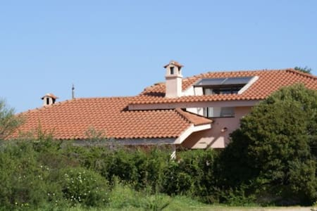 Exclusive Sardinian Villa (300 mt from the beach) - Arbatax - Villa