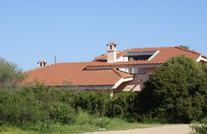 Exclusive Sardinian Villa (300 mt from the beach)