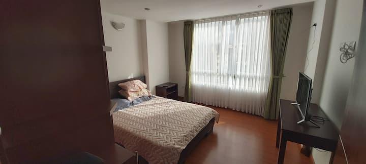 Confortable apartamento 1 habitacion