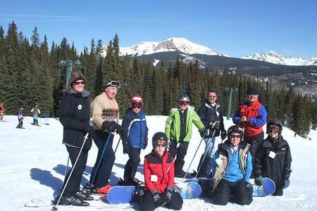 Ski Condominium...ski in ski out