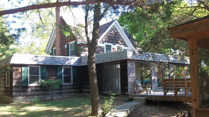 Wooden paradise Brookhaven Hamlet - Brookhaven - Casa