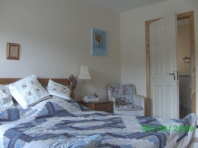 A very comfortable dbl ensuite room - Annascaul - Ev