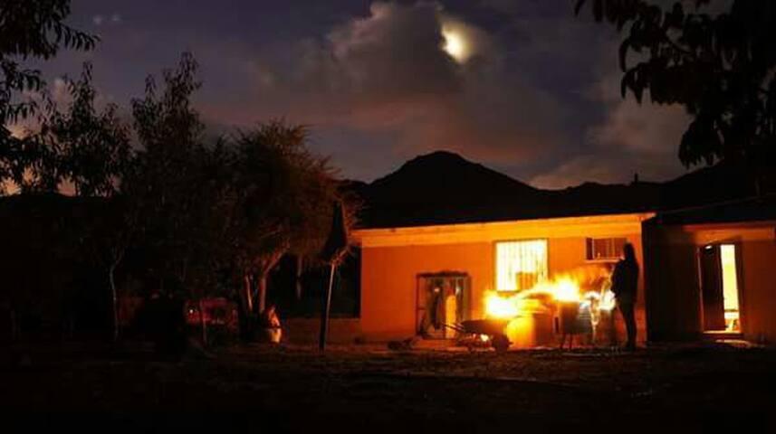 Casa campestre valle del Aconcagua/huerta organica - Catemu - House