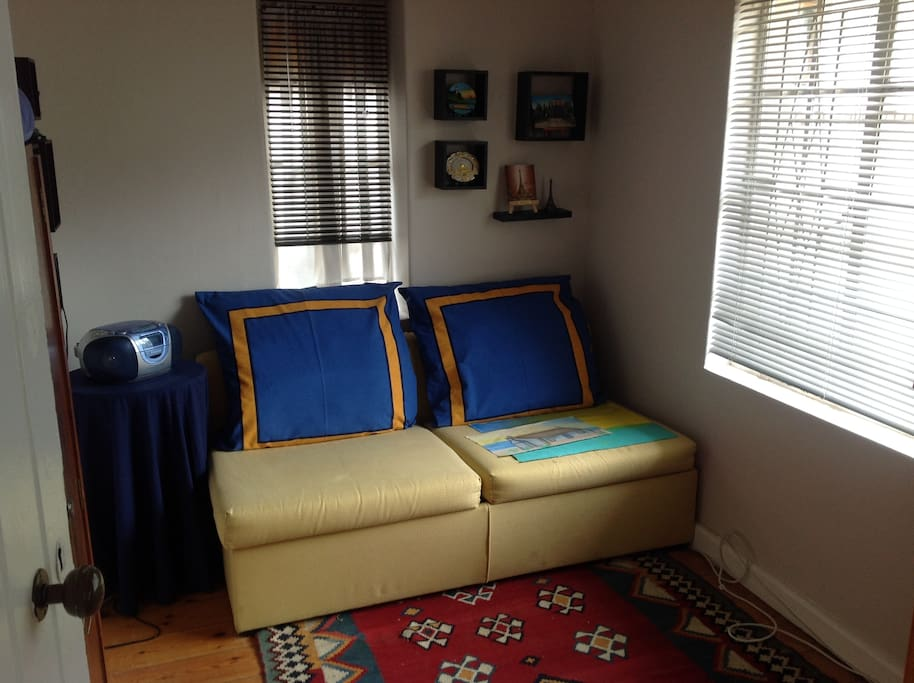 4th Bedroom - sleeper couch