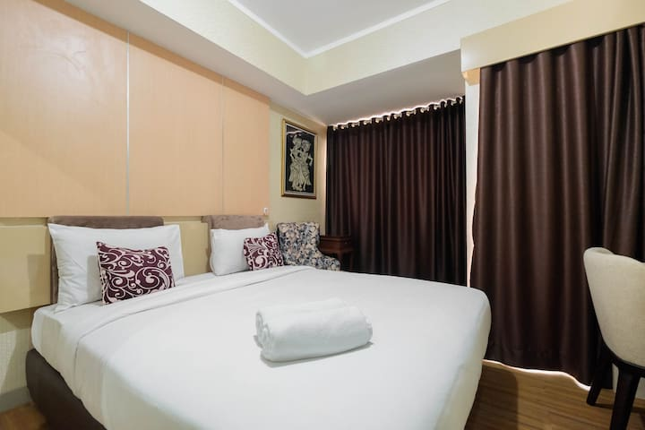 Modern Style Studio Apartment @ The Oasis Cikarang