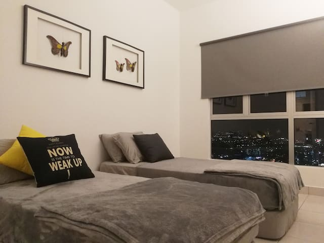 Cozy Home -KL Mountain View (Good rate long stay)