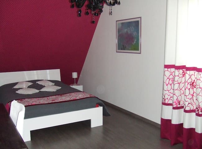 Beautiful flat, near Strasburg! - Lampertheim - Διαμέρισμα