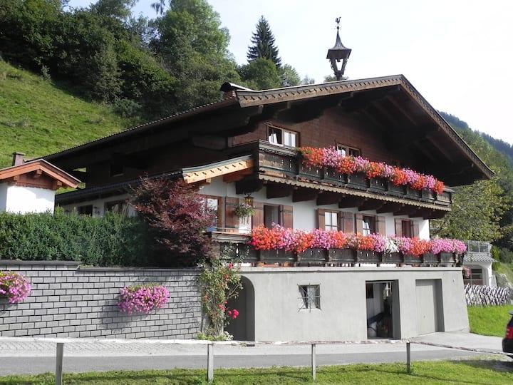 Ferienhaus mit herrlicher Aussicht