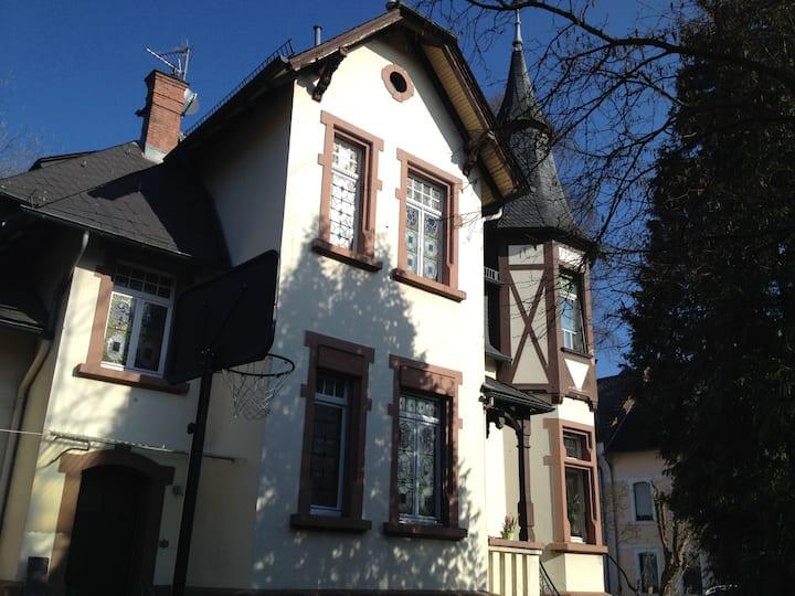 Schöne alte Villa in Idstein