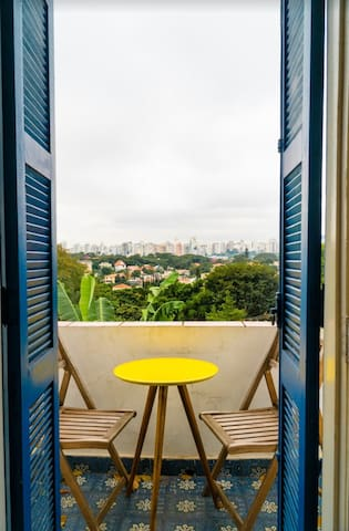 Penthouse Vista Incrível @ Vila Madalena