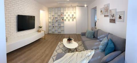Apartamento chic y acogedor en el corazón de Constanta