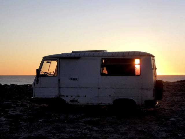 Van, beds, nature and magic - Saint-Jacut-de-la-Mer