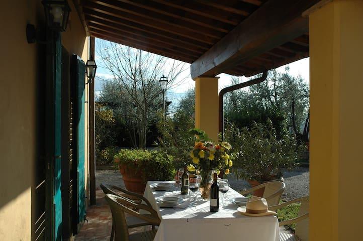 farm in Chianti  - Montespertoli - Apartament