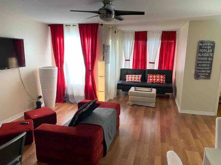 Cozy 1-Bedroom Apt- universal-Disney