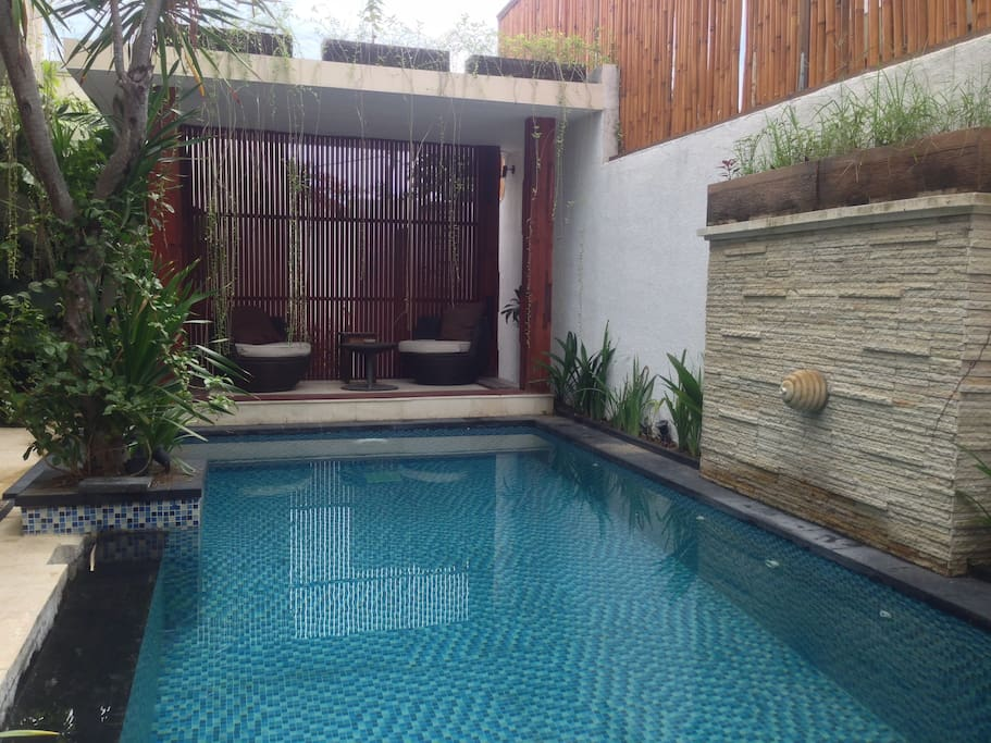 Beautiful villa with balcony pool houses for rent in - Beautiful houses with balcony ...