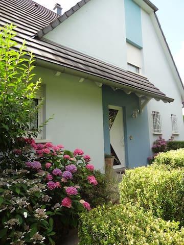 Chambre douillette avec sdb privée - Brumath - House