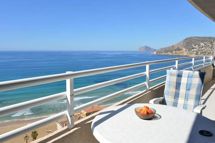 Calpe: 112m2 and free sea view - Calp - Apartemen