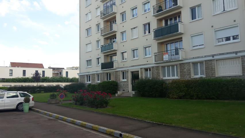appart proche cube centre ville de Troyes