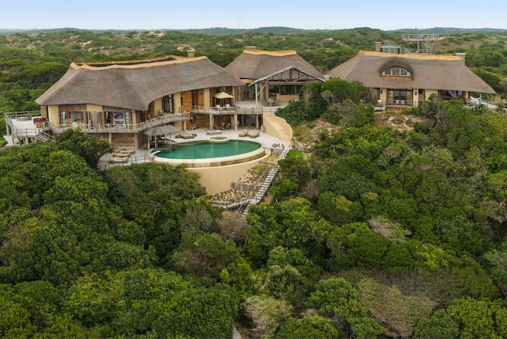 Luxury Private Home -  Machangulo, Mozambique.