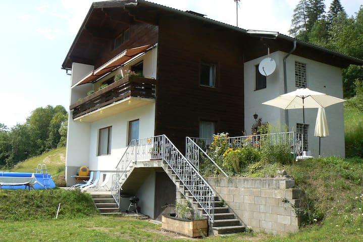 Ferienwohnung Murmeltier - Kolbnitz