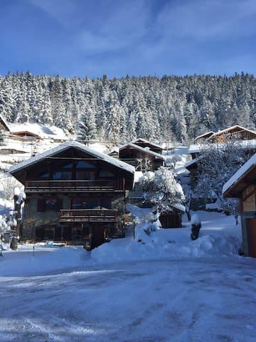 Calme et Nature en Savoie - Montvalezan - Casa