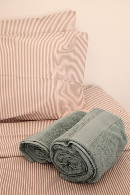 Fresh Linen and Towels