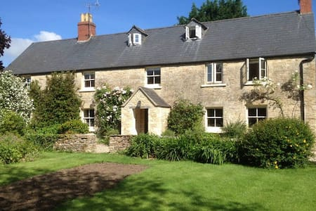 The Long House: Double & Twin rooms - Cirencester