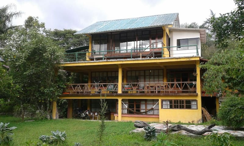 The River House - Vilcabamba - Haus