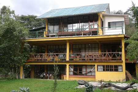 The River House - House