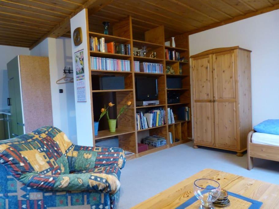 Apartment Raumteiler