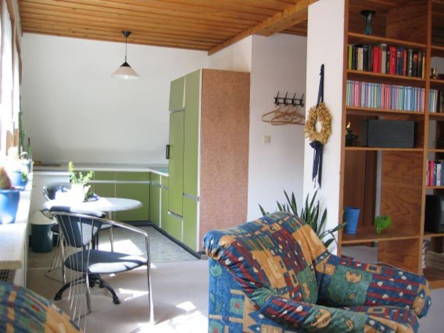 Apartment Küche