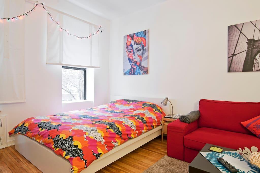 Lovely upper east side studio appartamenti in affitto a for Appartamenti in affitto new york upper east side