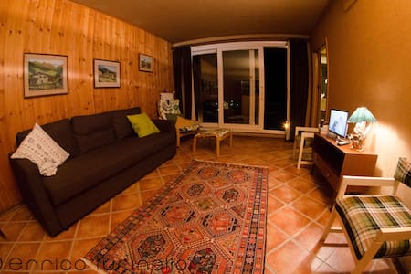 Pragelato: equiped appart. for 4 p. - Apartment