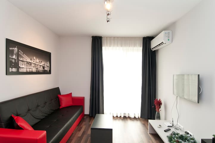 Sofia Lux Favorit Apartments 4 - Sofya - Daire