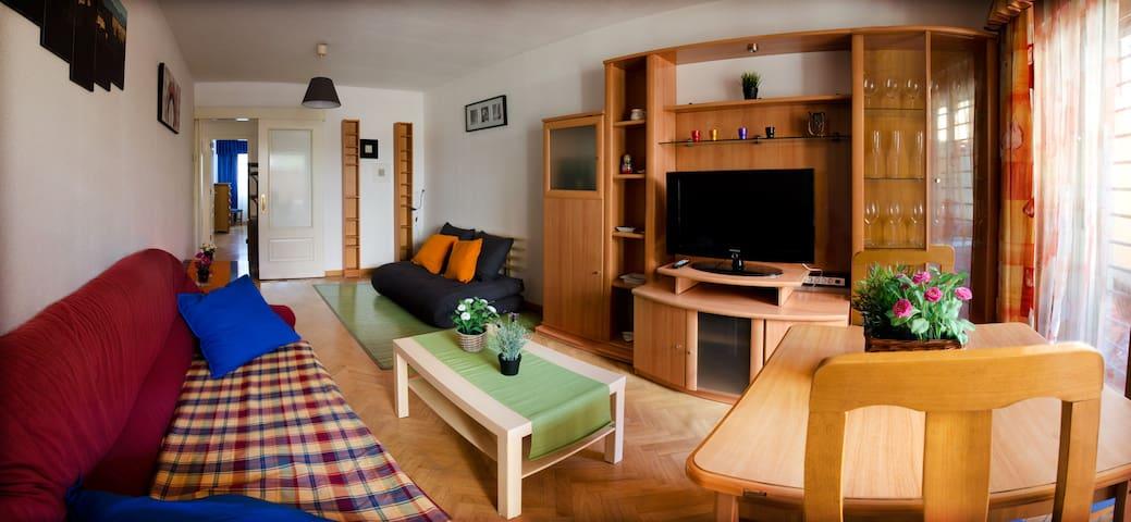 Bonito apartamento luminoso y tranquilo. - Madrid - Apartment