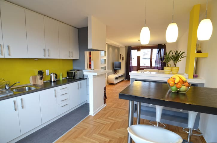 Modern, cozy and well located - Sarajewo - Apartament